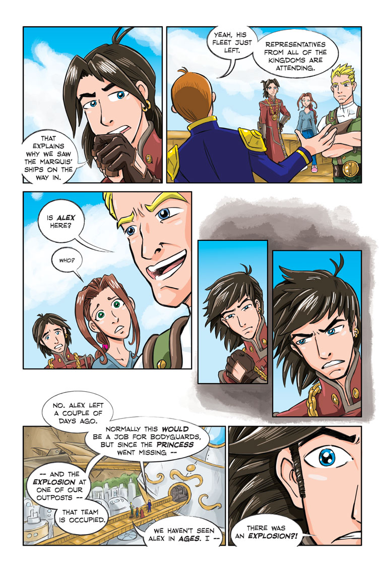 #201 | Chapter 6, Page 32