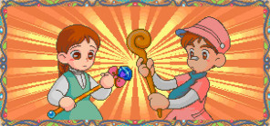 PuLiRuLa arcade game video game