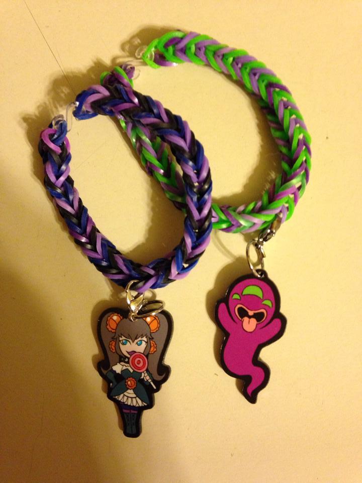 Rainbow Loom Bracelets Shadowbinders Style Shadowbinders A
