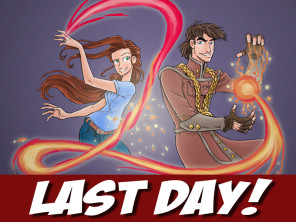 Last Day Kickstarter