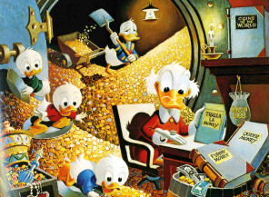 Uncle Scrooge McDuck by Carl Barks