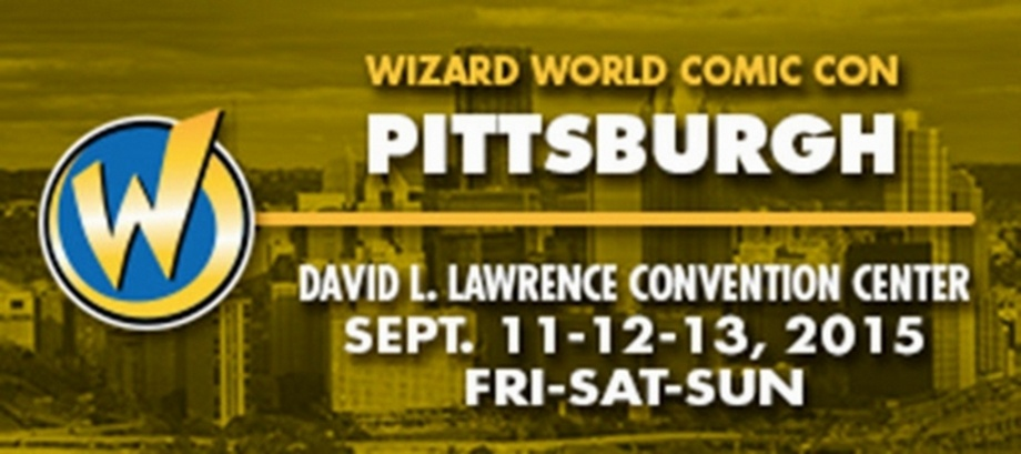 Wizard World Pittsburgh 2015